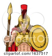 Spartan Trojan Female Warrior Gladiator Woman