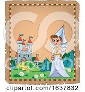 Medieval Princess Or Lady