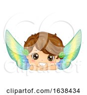 Kid Boy Fairy Illustration