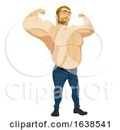 Man Sub Culture Bear Man Illustration
