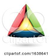 Colorful Triangle Design