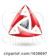 Triangle Design With Arrows