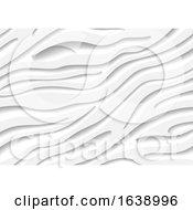 3d Zebra Pattern