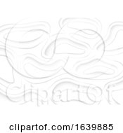 Poster, Art Print Of 3d Pattern Background