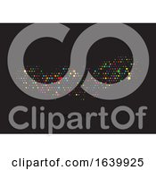 Poster, Art Print Of Colourful Dots Design