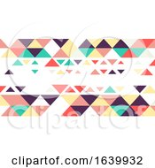 Poster, Art Print Of Low Poly Banner Design