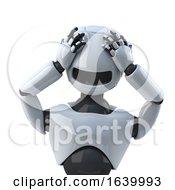 3d Robot Sees No Evil