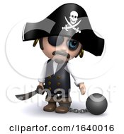 3d Pirate Gets Caught