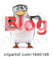 3d Academic Penguin Has A Blog by Steve Young