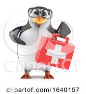 3d Academic Penguin Supplies First Aid
