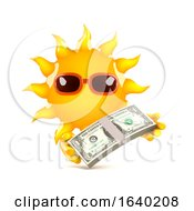 3d Sun Payday by Steve Young