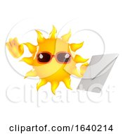 3d Sun Mail by Steve Young