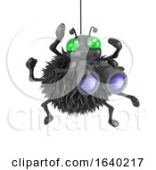 3d Spider Has Binoculars by Steve Young