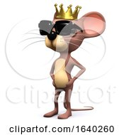 3d King Mouse by Steve Young