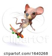 3d Skater Mouse by Steve Young