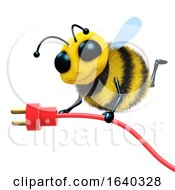 3d Bee Plug by Steve Young