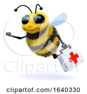 3d Bee First Aid by Steve Young