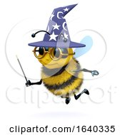 3d Wizard Bee by Steve Young