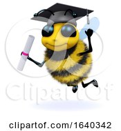 3d Bee Graduates by Steve Young
