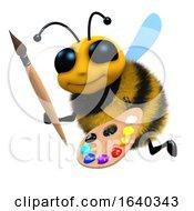 Poster, Art Print Of 3d Artist Bee