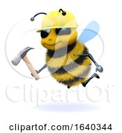 Poster, Art Print Of 3d Builder Bee