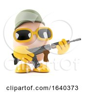 Poster, Art Print Of 3d Soldier Egg