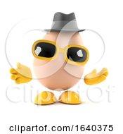 3d Cool Egg