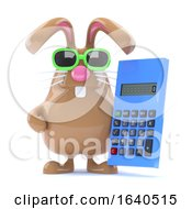 3d Calculating Bunny by Steve Young