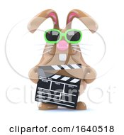 Poster, Art Print Of 3d Bunny Works In The Movies