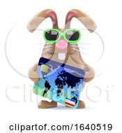 Poster, Art Print Of 3d Bunny Checkout