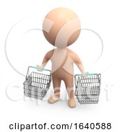 3d Little Shopper