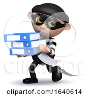 3d Burglar Runs Off With Your Files by Steve Young