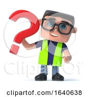 3d Health And Safety Worker Has A Question