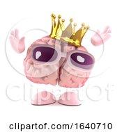 3d King Brain