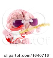 3d Brain Is Learning To Play Electric Guitar