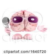 3d Singing Brain