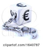3d Euro Dice Leg Iron