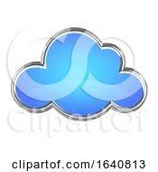3d Cloud Symbol