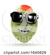 3d Cool Olive