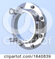 3d Chrome Porthole
