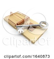 3d Mouse Trap Key