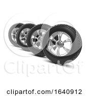 3d Car Wheels