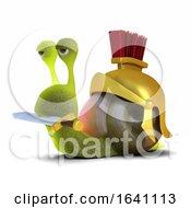 3d Snail Centurion by Steve Young