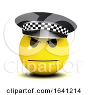 3d Officer Smiley by Steve Young