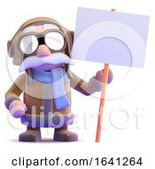3d Pilot Placard