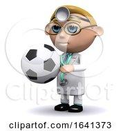 3d Doctor Prescribes Football