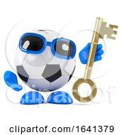 3d Football Key
