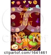 Trick Or Treat Halloween Design