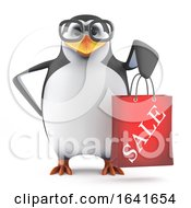 3d Academic Penguin Has Been To The Sales by Steve Young