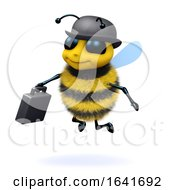 3d Business Bee